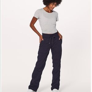 Lulu Lemon studio pants